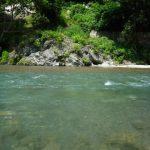 奈良の川遊びスポットはどこ?①