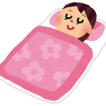 21時に寝るためにはどういう時間配分にしたほうが良いのか?②
