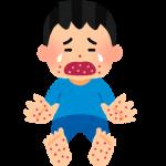 手足口病の初期症状ってどんなの?